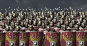 A question on the Roman army, which featured on the higher level classics paper, was quite difficult in comparison to some other topics. Photograph: iStockphoto