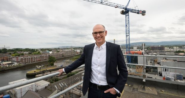 Indeed's new offices could accommodate up to 2,000 workers