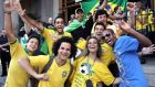 Pablo Santos, an event promoter for Wigwam bar, Dublin, is expecting a large number of Brazil fans for the side's World Cup opener against Switzerland on Sunday