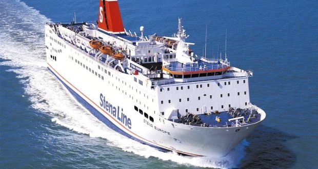 Ferry To Ireland From Holyhead >> Stena Line Confident In Holyhead Route With New Ferry To Enter
