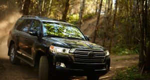 Best buys large SUVs: Best of the big guns remains the Land Cruiser