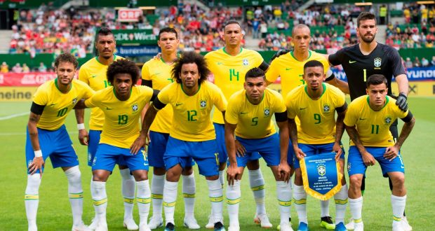 772cb299d Brazil s biggest enemies  overconfidence and a Neymar dependency