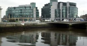 Dublin is set to benefit as asset managers lose patience with Britain's politicians over the slow pace of Brexit negotiations