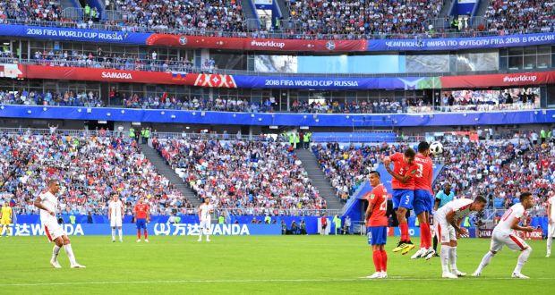 Kolarov S Stunning Free Kick Secures Perfect Start For Serbia