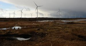 "The report says Ireland has an ""impressive potential"" of integrating high levels of renewables, especially wind power. Photograph: Dara Mac Donaill / The Irish Times"