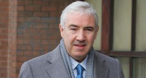 Developer Seán Dunne. On July 10th, a US court will hear  an application from Mr Dunne's bankruptcy trustee seeking an additional loan to fund the investigation and administration of Mr Dunne's bankruptcy estate.