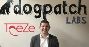 "Teeze founder Noel McKeown says the company has global ambitions ""but our initial focus will be on Ireland and the two million singles in this market""."