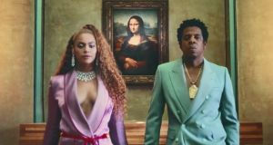 Beyoncé and Jay-Z have released their debut full-length collaboration album. Photograph: Beyoncé/Instagram