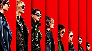 Ocean's 8, like its predecessors, exists solely as a vessel for movie stars and celebrities