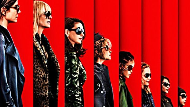 Ocean's 8: The acting's formulaic  And then there's Helena Bonham