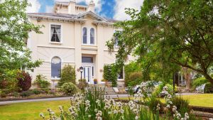 The 384sq m (4,133sq ft) four-bed Mentone in Killiney, Co Dublin, is for sale with Sherry FitzGerald for €3.95 million.