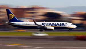 Ryanair made the 'booze ban' call after a group of Irish-based holidaymakers forced an Ibiza-bound  flight from Dublin to divert to Paris on Saturday morning. Photograph: Tony Gentile/ Reuters