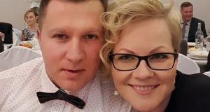 Micholaj and Elzbieta Wilk: Officers say they have found nothing to date to link the qualified horticulturist with criminal activity. Photograph: Provision