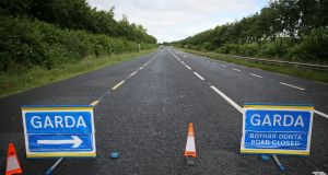 A man who died in a car crash in Co Clare on Monday morning has been named as Alan Rynne (30) from Corrig. File photograph: Brian Lawless/PA Wire.