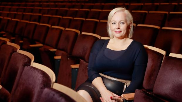 "Cork Opera House chief executive Eibhlín Gleeson: ""My passion is for training people in the business of the arts."" Photograph: Miki Barlok"