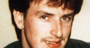 Aidan McAnespie (23) was shot dead in 1988  as he walked through a British army checkpoint on his way to  play a football match.  Photograph: Pacemaker