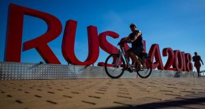 Tourism has been vital to Sochi for more than 100 years. Photograph: Buda Mendes/Getty Images