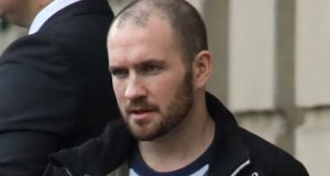 Patrick Nevin (36) who has pleaded guilty to carrying out sex attacks on two women he met on Tinder. Photograph:  Collins Courts
