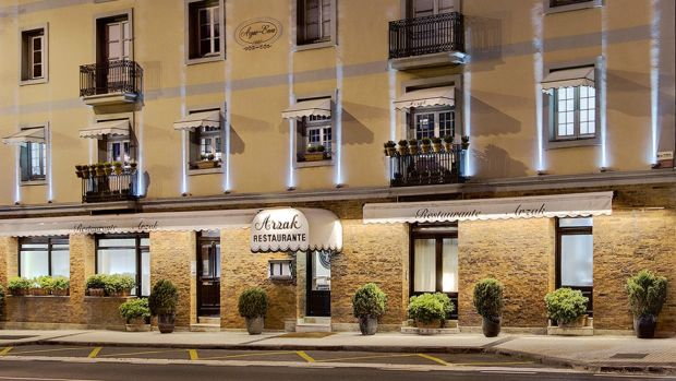 Arzak in San Sebastian, Spain, which came in at number 31. Photograph: Relais & Châteaux