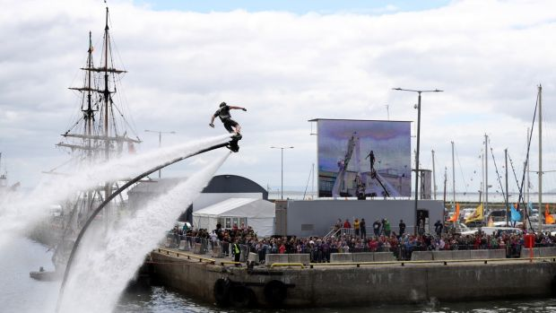 SeaFest takes place in Galway from June 29th to July 1st. Photograph: Jason Clarke
