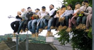 Durrow Scarecrow Festival runs from July 29th to August 6th.