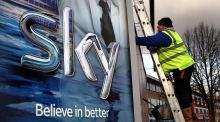 Pricewatch readers have had difficulties with Sky's 'free TV' offer. Photograph: David Jones/PA Wire