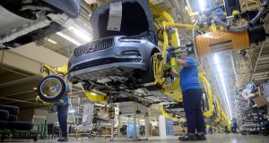 Volvo now has a manufacturing presence in all three continents at the heart of the dispute, as it added a factory in Charleston, South Carolina, to facilities in its homeland of Sweden, Belgium and China