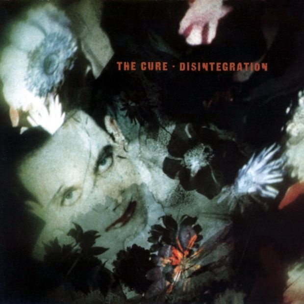 The Cure's 1989 album Disintegration, which singer and songwriter Robert Smith consider's his 'masterpiece'