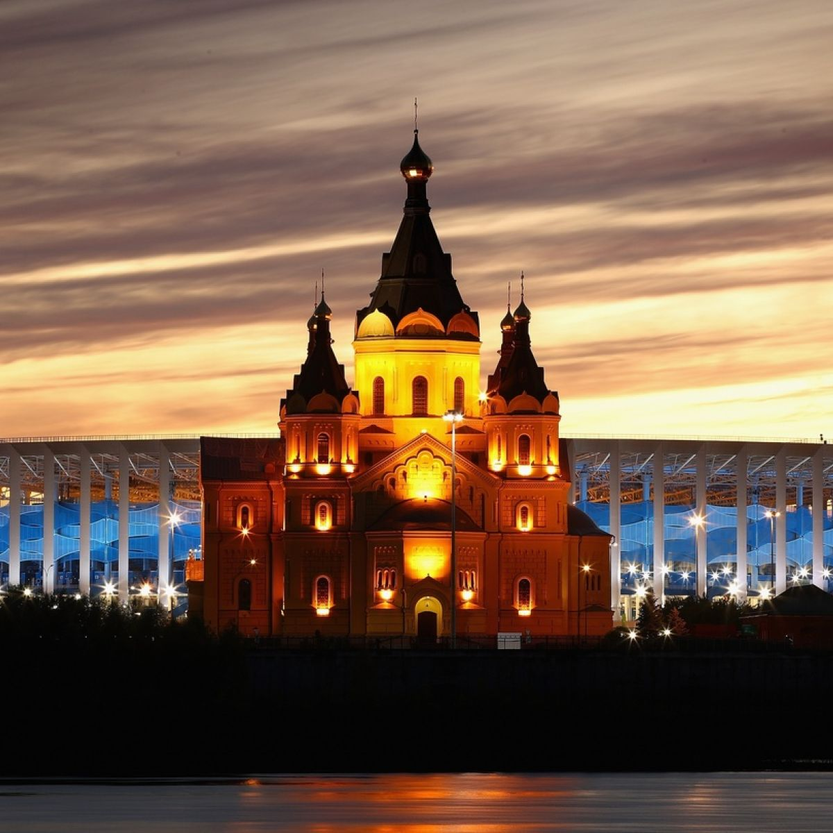 Nizhny Novgorod, auto show New Era: address, services, reviews