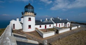Clare Island lighthouse off the coast of Mayo has been transformed into a five-star luxury haven.