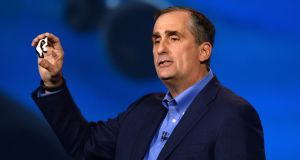 Brian Krzanich, the former chief executive of Intel. Photograph: Ethan Miller/Getty Images