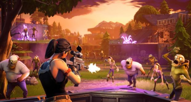 fortnite battle royale each game s 100 players land on an island where they fight and - fortnite org names