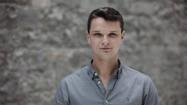 "Campaigner Robbie Lawlor: ""Sexual health is the runt of healthcare...600 men who have sex with men have been diagnosed with HIV in the past two-and-a-half years. Photograph: Alan Betson"