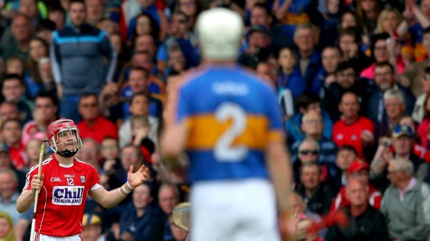 Daniel Kearney of Cork: he is back to 2013 levels of form. Photograph: James Crombie/Inpho