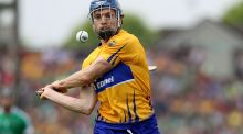 Clare's Shane O'Donnell: for a player who is so brilliant at securing possession, he is so frustrating in his reluctance to shoot. Photograph: Bryan Keane/Inpho
