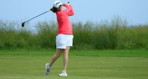 Leona Maguire: she  made her professional debut on the LPGA Tour two weeks ago. Photograph:  Michael Cohen/Getty Images