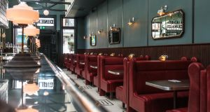 The Stella Diner, which opens on Monday, recreates the feel of a traditional US diner – without the jukebox