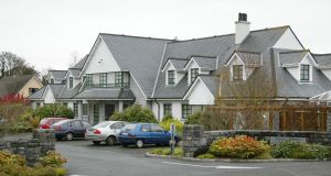 The 18-bed Galway Hospice   in Renmore has been seeking more space to provide palliative care for some years. File photograph: Joe O'Shaughnessy