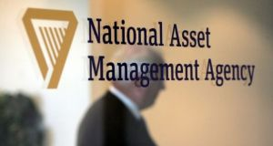 Nama sold its Northern Ireland property loans portfolio, Project Eagle, to US company Cerberus in 2014 for some €1.6billion. File photograph: Cyril Byrne/The Irish Times.