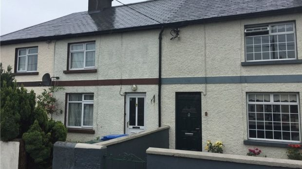 Longford: Templemichael Terrace, Longford Town. Sold: €65,000; Salary needed to buy: €17,304