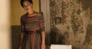 Ruth Negga as Tulip O'Hare in Preacher. Photograph: Michele K. Short/AMC/Sony Pictures Television