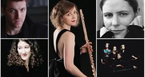 Heading to Bantry for the West Cork Chamber Music Festival: Cédric Pescia,  Fiona Kelly, Nurit Stark, David Faber and Dudok Quartet, and Nathalia Milstein