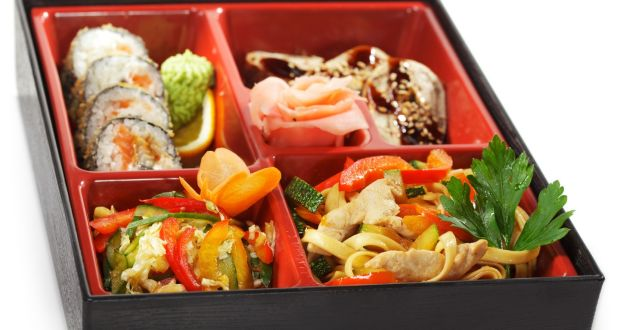 A  bento box. An unidentified 64-year-old Kobe waterworks employee was fined thousands of yen and reprimanded after an investigation found that he had left the office to order a bento box before his lunch break on 26 occasions over a seven-month period, an official said.