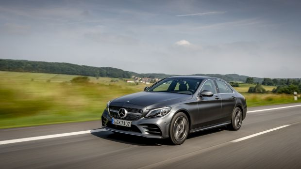 Subtle update keeps Merc's C-Class in the hunt