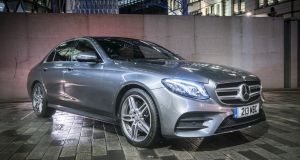 Best buys executive saloons: Mercedes E-Class is the star once more