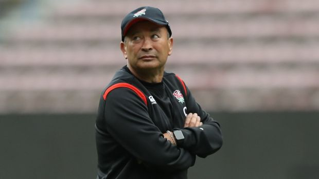 Eddie Jones's England are bidding to avoid a series whitewash in South Africa. Photograph: David Rogers/Getty