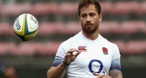 Danny Cipriani starts for England against the Springboks in Cape Town. Photograph: David Rogers/Getty