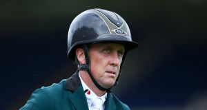 Ireland's Shane Breen has qualified for Sunday's Hickstead Derby. Photograph: Cathal Noonan/Inpho