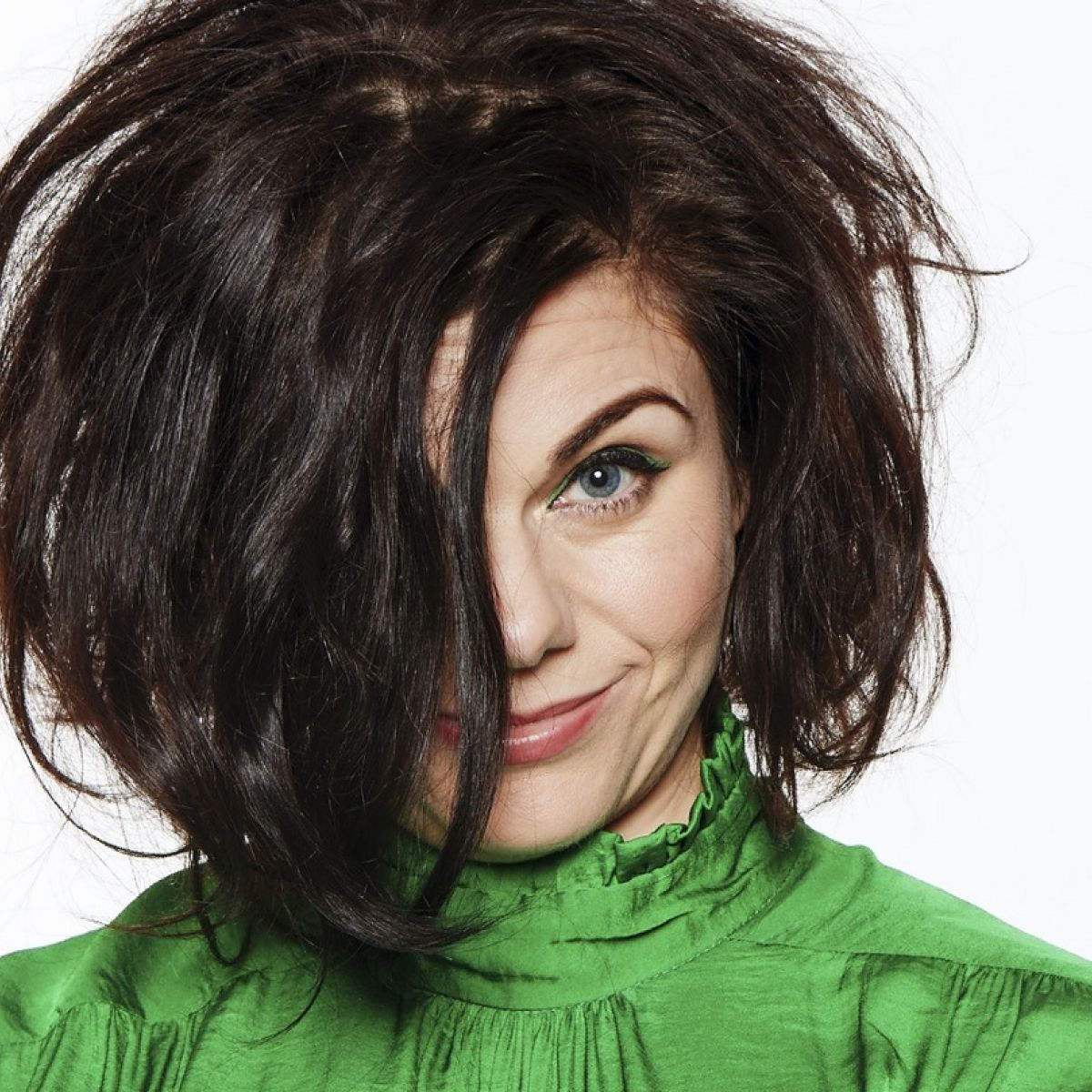 Caitlin Moran: 'There are so many more good men than bad'