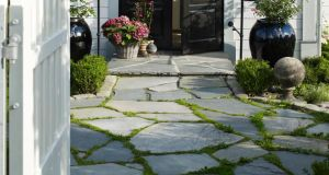 HD Best in Class Paving Daving lighting and crazy paving